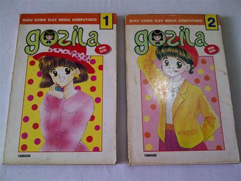 Komik Seial S Green Age By Yoko Hanabusa Ori Bekas gozila 1 2 t masumi shmizu 9 500 19 000 b01