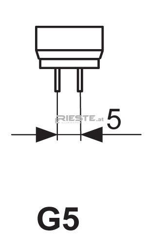 G5 Sockel by Fassungen F 220 R Leuchtmittel Rieste Licht