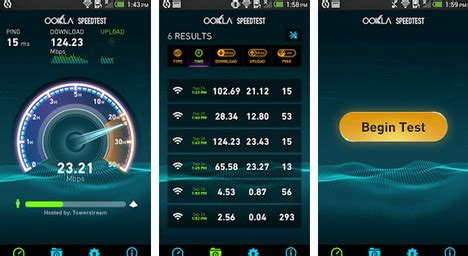 test speed mobile mobil speed images