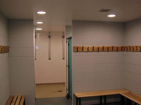 Changing Room by Changing Room And Showers St Clere S Football Club