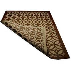 Sams Outdoor Rugs All Weather Reversible Outdoor Rug 5 X 8 Sam S Club