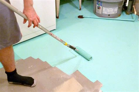 Concrete Painting Basics   Lake Country Real Estate in