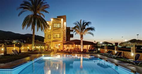 Appartments In Crete by Danelis Studios And Apartments Malia