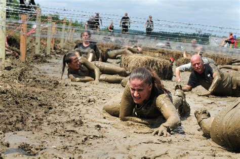 Mud Run Meme - le retour de la spartan race en france