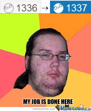 Nerd Meme Guy - fat nerd guy on memecenter by pacman95 meme center