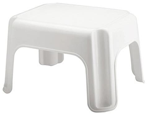 White Liquid In Stool by Rubbermaid Step Stool Small Stool White Small Fg420087wht
