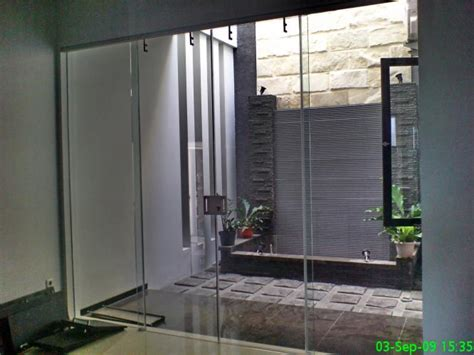 Tempered Glass Pintu tempered glass alumunium surabaya