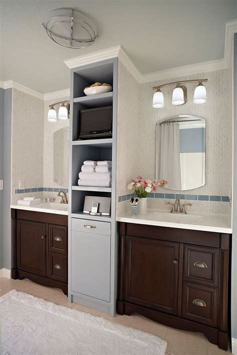 his and hers bathroom his and hers bathroom makeover home goods pinterest