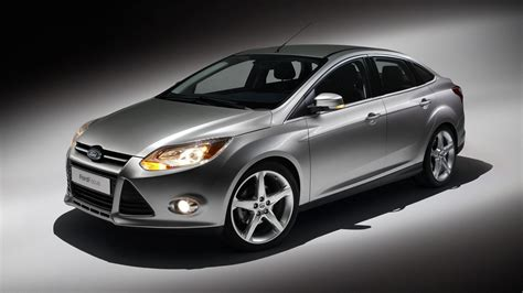 2011 Ford Focus Prices Reviews Front Left Quarter View