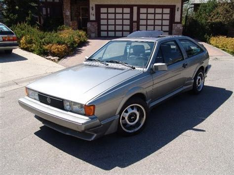 how to learn about cars 1984 volkswagen scirocco regenerative braking high8ctane 1984 volkswagen scirocco specs photos modification info at cardomain