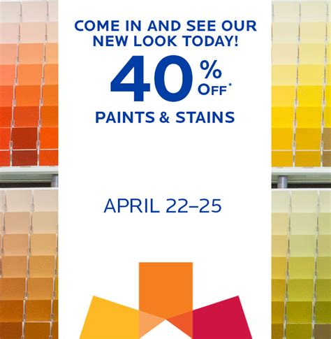 Sherwin Williams Gift Cards For Sale - sherwin williams 40 off paint and stains april 22 25