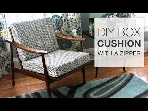 how to make a bench cushion without sewing 1000 ideas about replacement cushions on pinterest