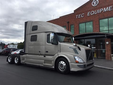 truck portland volvo vnl64t780 in portland or for sale used trucks on