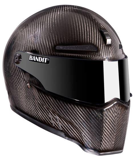 Carbon Motorradhelm by Bandit Helmets Ii Carbon Shell Buy
