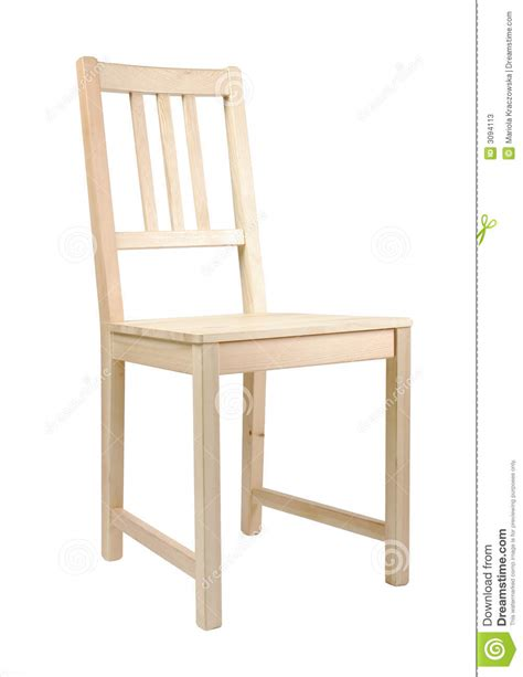 simple wooden chair plans simple wooden chair stock image image of design decor