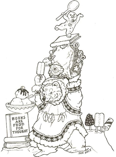jan brett coloring pages gingerbread baby jan brett coloring pages az coloring pages