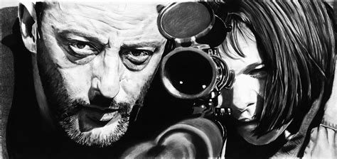 black and white movie wallpaper black and white movies leon the professional weapons