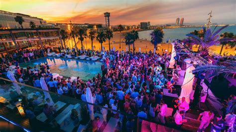 Cabana Pool House W Barcelona Presents Wet 174 Deck Summer Series Youtube