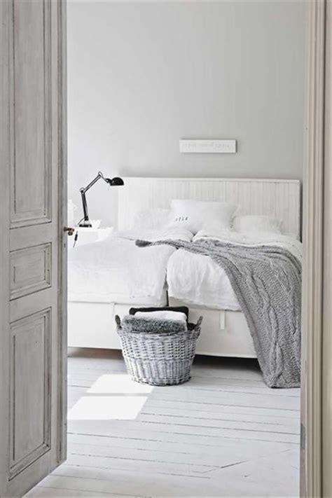 White And Grey Bedroom Decordots White Interiors