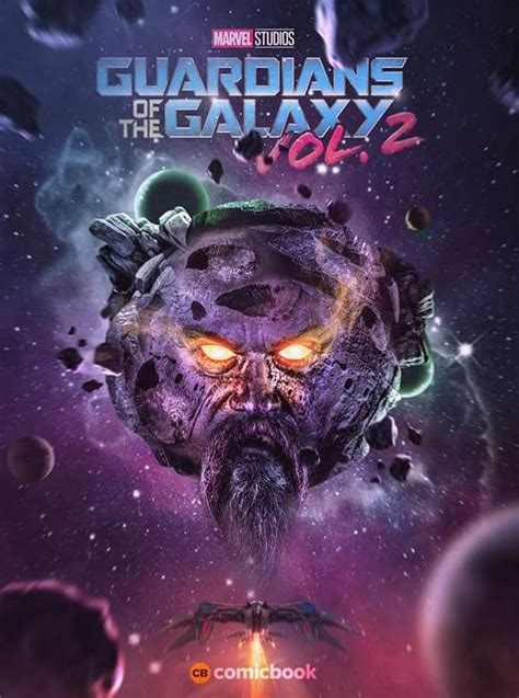 Ego The Living Planet Iphone Wallpaper by Guardians Of The Galaxy Poster Wallpapers 80 Wallpapers