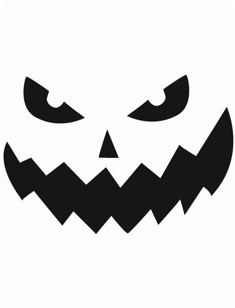 scary pumpkin faces templates redirecting to http www sheknows parenting slideshow