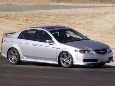 2004 acura tl a spec kit 2004 acura tl with aspec performance package