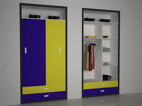 design lemari gantung simple limmar furniture limmar furniture