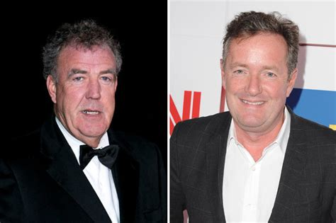clarkson punches piers piers reignites row with top gear presenter