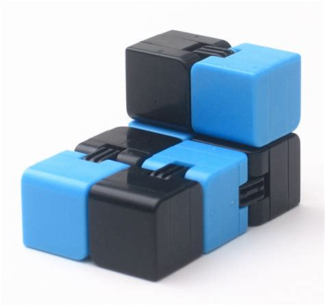 Infinity Cube stress relief magnetic abs plastic infinity cube desk mini
