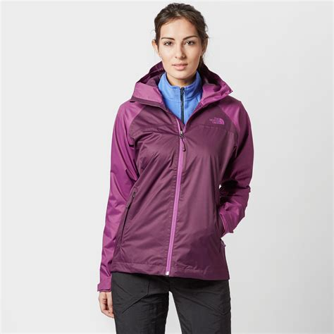 Jaket Tnf Dryvent Womens pink the s sequence dryvent jacket