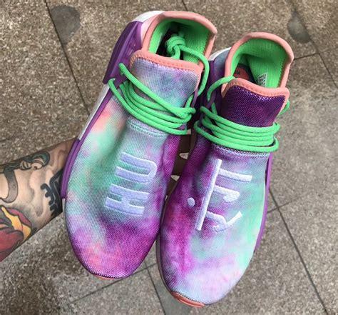Adidas Human Race Baby Pink Premium Original pharrell x adidas nmd hu trail holi 2018 justfreshkicks