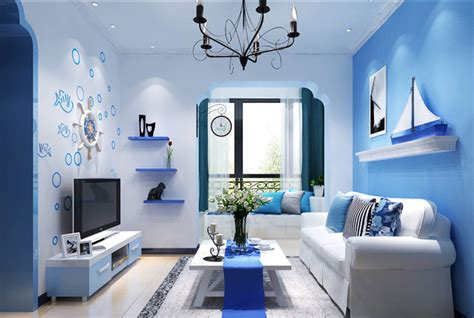 nautical interior design style and decoration ideas