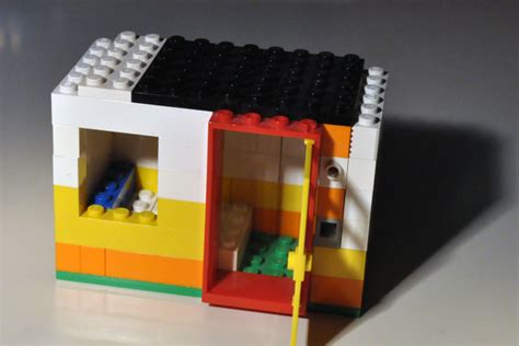 how to make a lego house my mini lego house diy