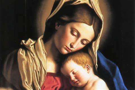 Biography Of Mother Mary | blessed virgin mary integrated catholic life