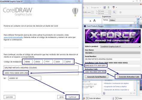 corel draw x7 activation code and serial number descargar e instalar corel draw x7 y x6 full gratis freee
