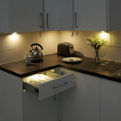 lights for kitchen cabinets cabinet led