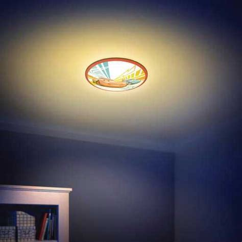 Disney Cars Ceiling Light Philips Disney Cars Children S Wall And Ceiling Light 1 X 7 5 W Integrated Led Co Uk