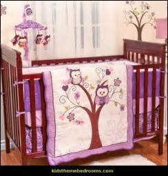owl nursery bedding sets decorating theme bedrooms maries manor owl theme