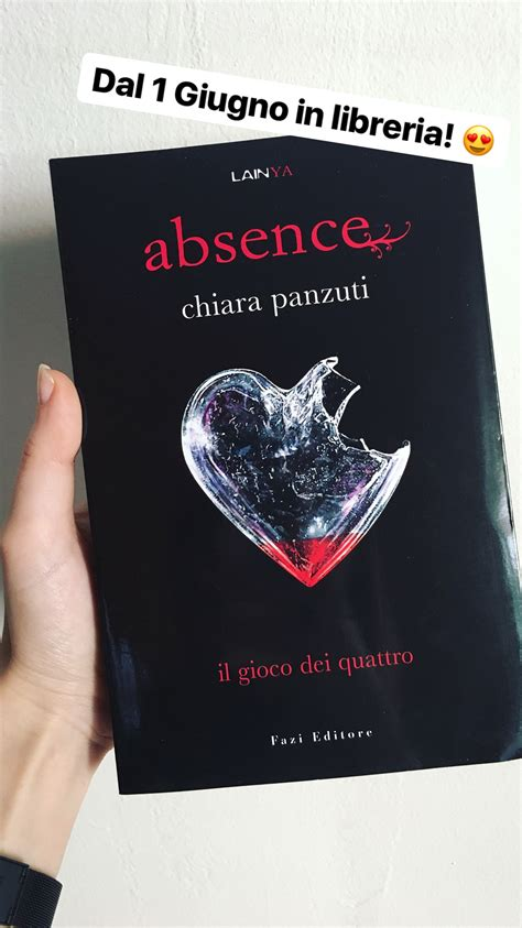 libro absence of being absence 5 motivi e curiosit 224 per cui leggere il libro team world