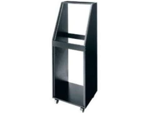 Rolling Computer Rack by Middle Atlantic Srk Mobile Rolling Computer Cart