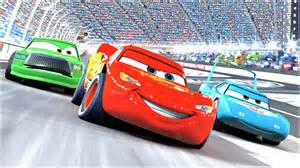 Lightning Car Race Awesome Lightning Mcqueen Cars Race Track Tow Mater Disney