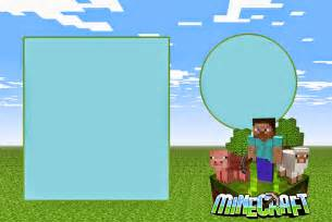 minecraft invitation template 9 best images of free printable minecraft invitations