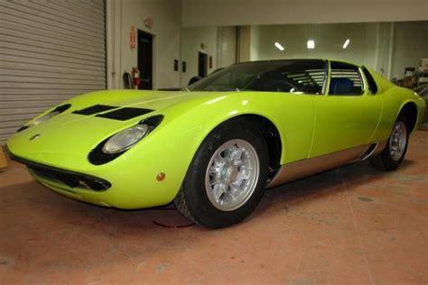 Lamborghini For Sale In Las Vegas 4064 Lamborghini Miura S