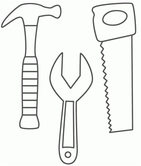 coloring page doctor tools pictures of doctor tools cliparts co