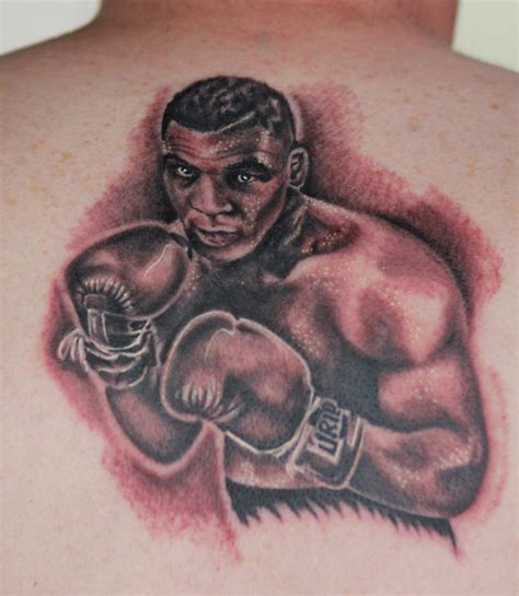 mike tyson tattoo meaning mike st