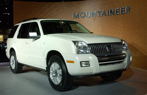old car manuals online 2006 mercury mountaineer navigation system 2006 mercury mountaineer pictures history value research news conceptcarz com