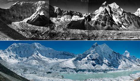 Shoo Himalaya Di Guardian scienziati sui ghiacciai nepal oggiscienza