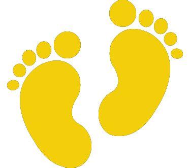 imagenes huellas verdes vinilo decorativo infantil pie de beb 233 manualidades