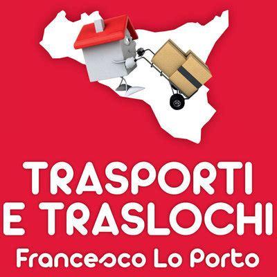 lo porto traslochi autotrasporti e traslochi lo porto francesco