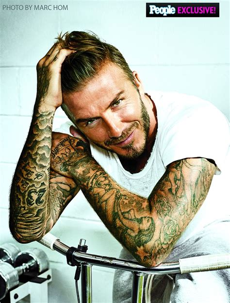 Beckham Is Magazines Of The Year by Spot On David Beckham Is Magazine S Sexiest